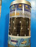 Гибкая силиконовая USB клавиатура, фото 2