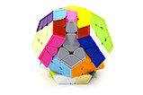 Кубик Мегаминкс Yuxin color, фото 3