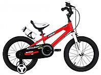 """Велосипед двухколесный FREESTYLE 16"""" Красный ROYAL BABY"""