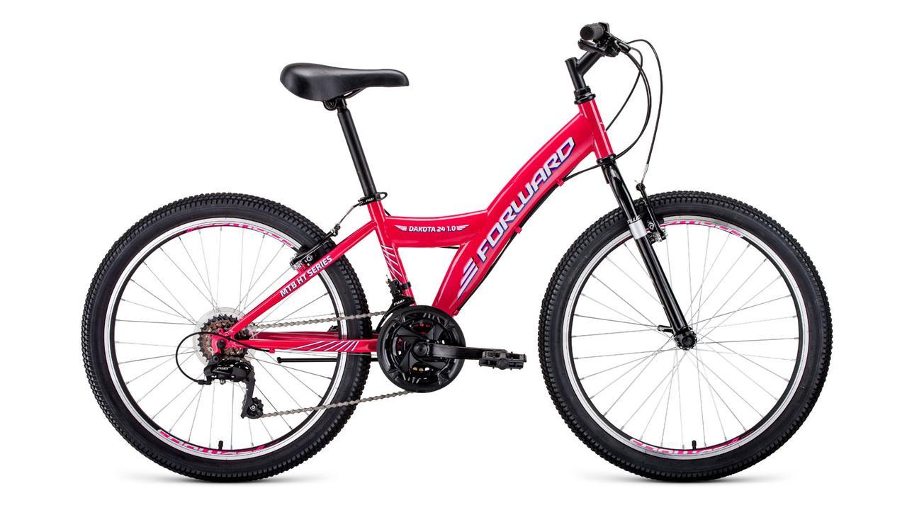 Велосипед Forward Dakota 24 1.0 (2020). Производство Россия