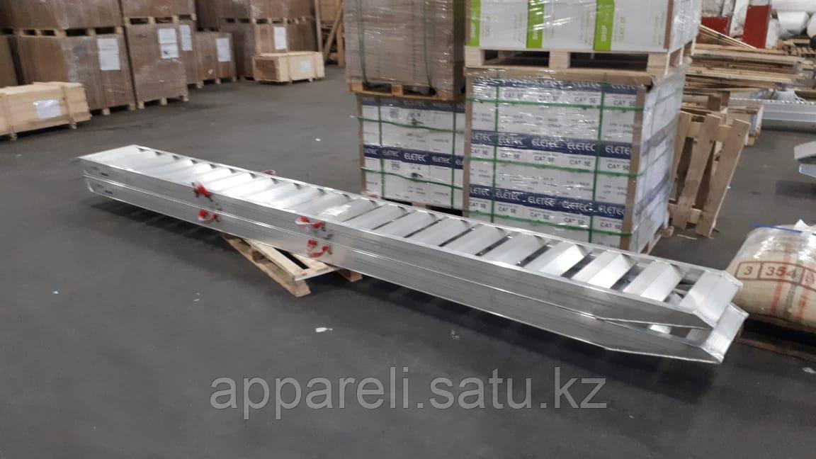 Аппарели от производителя для спецтехники 4 м , 5500 кг