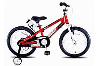 """Велосипед двухколесный SPACE NO.1 ALLOY 16"""" Оранжевый ROYAL BABY"""
