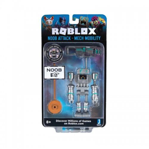 "Roblox Игровая фигурка с артикуляцией Роблокс ""Noob Attack - Mech Mobility"""