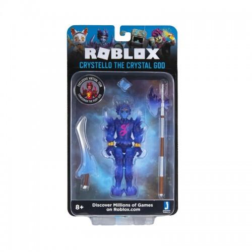 """Roblox Игровая фигурка с артикуляцией Роблокс """"Кристелло, Хрустальный бог"""""""