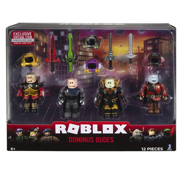 "Roblox ROB0306 Игровой набор Роблокс ""Dominus Dudes"""