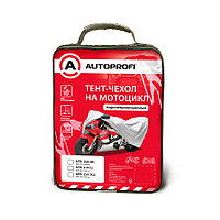 Тент-чехол для мотоцикла (250х83х125 см.) AUTOPROFI MTB-250 (XL)
