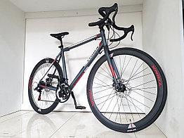 Скоростной велосипед Trinx Tempo 1.1 540. 28 колеса. 22 рама