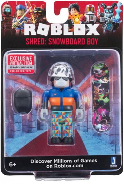 """Roblox Игровая фигурка Роблокс """"Shred: Снорубордист"""""""