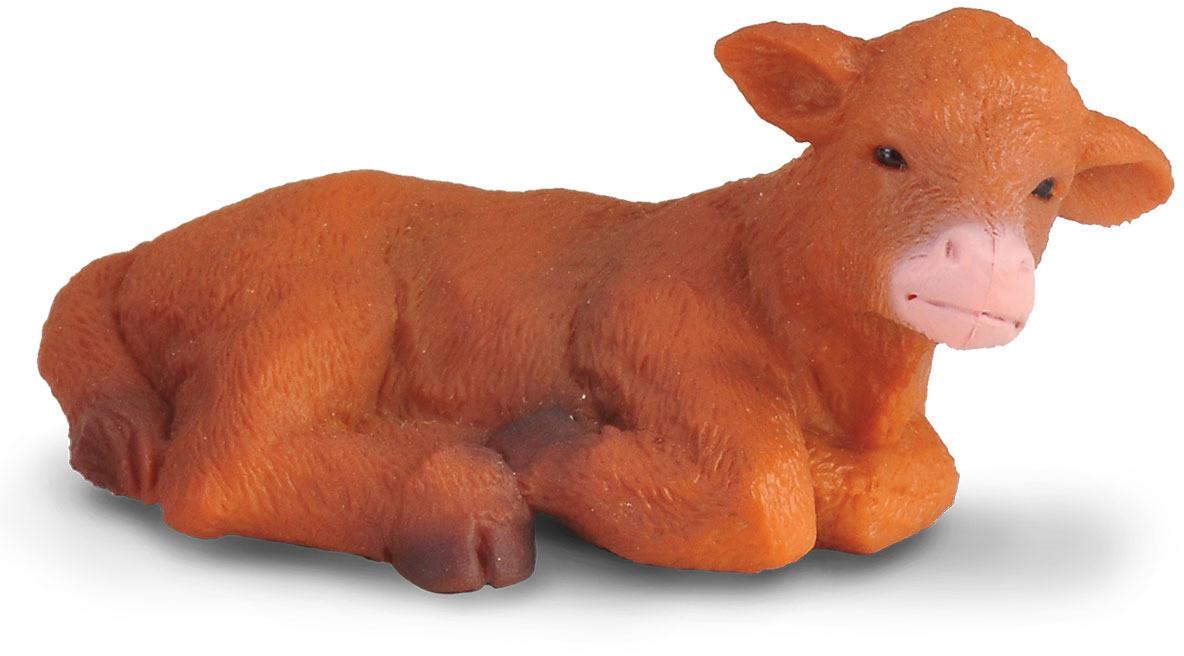 Collecta Фигурка Высокогорный теленок , S, 6 см.