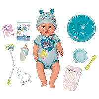 "Игрушка BABY Born ""Кукла-мальчик"" (Интерактивная, 43 см)"