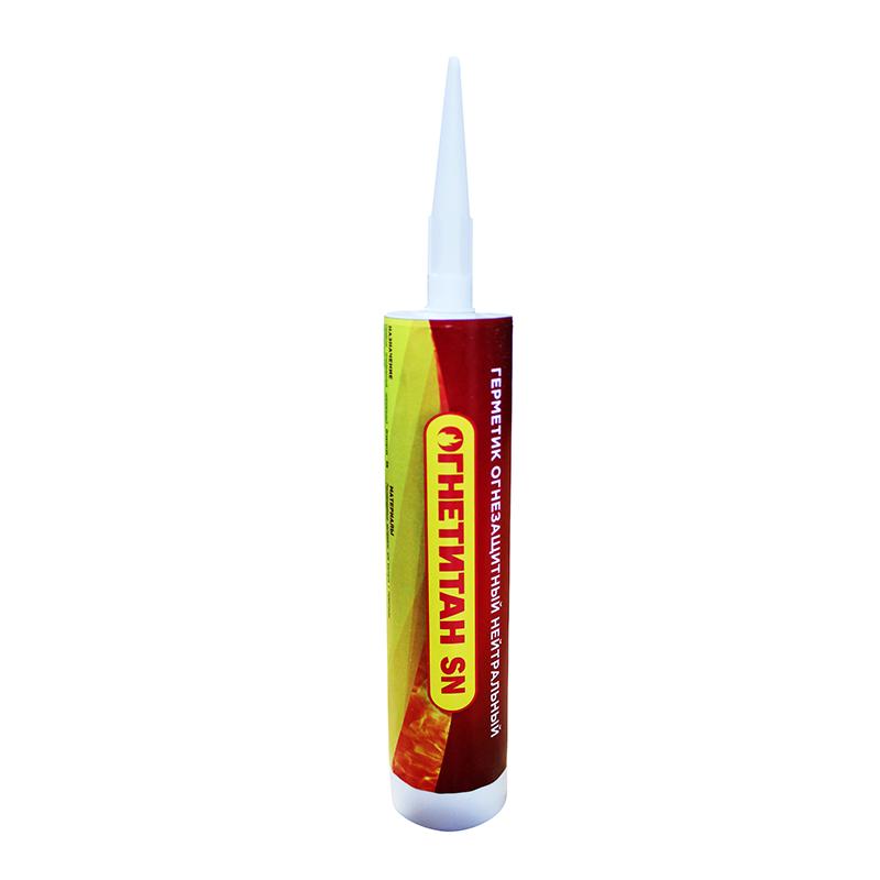 Огнетитан SN огнезащитный герметик