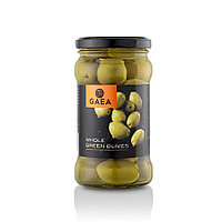 Оливки Gaea зеленые с/к 315мл