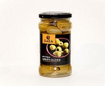 Оливки Gaea зеленые б/к 315мл