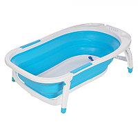 Ванночка складная 85 см голубая (Pituso, Испания), фото 1