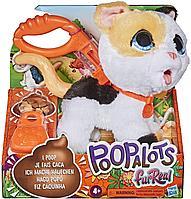 Игрушка большой питомец какающая кошка на поводке Hasbro FurReal Poopalots, фото 1