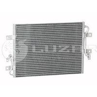Радиатор кондиционера Albea (02-) FIAT K46826682, LUZAR LRAC 1661