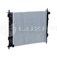 Радиатор охлаждения для а/м Soul (09-) D MT KIA 25310-2K700, LUZAR LRc 08K2