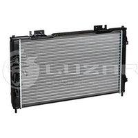 Радиатор охлаждения для автомобилей 2170-72 Приора А/С Halla Lada 21703-1301012, LUZAR LRc 01270b