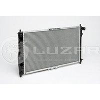 Радиатор охлаждения Lanos (97-) MT A/C ZAZ 96182261, LUZAR LRc 0561b