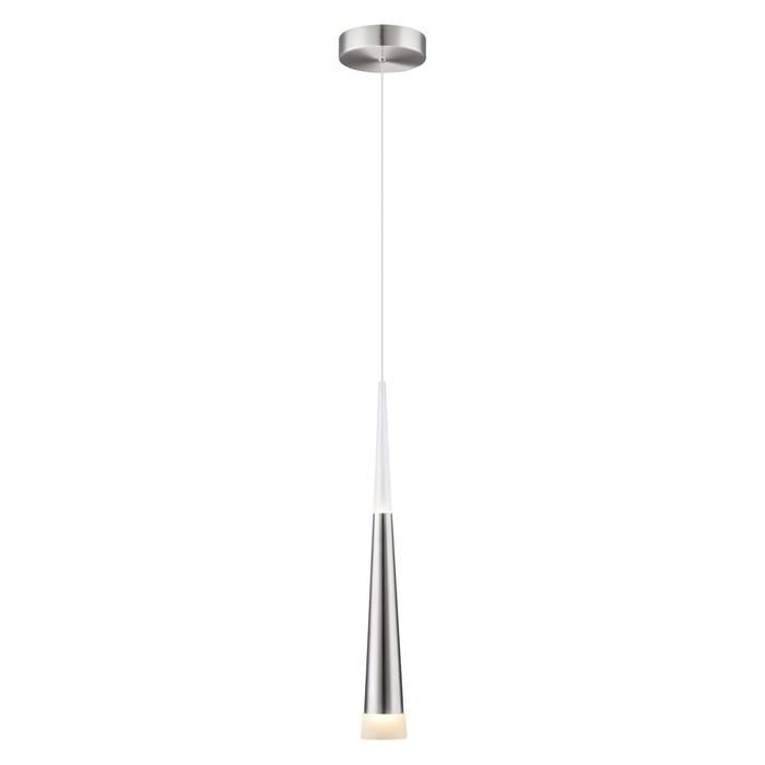 Светильник SINA, 5Вт LED, матовый никель