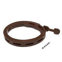 Ремень крепёжный 120 см, коричневый, 33-00-077