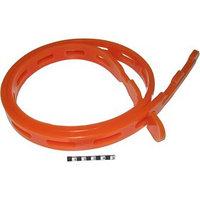 Ремень крепёжный 120 см, оранжевый, 33-00-077