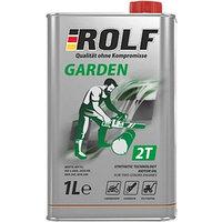 Масло моторное Rolf, для садовой техники, Garden, 2Т, п/синтетическое, 1 л