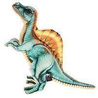 Мягкая игрушка 'Динозавр Спинозавр', цвет синий, 38см