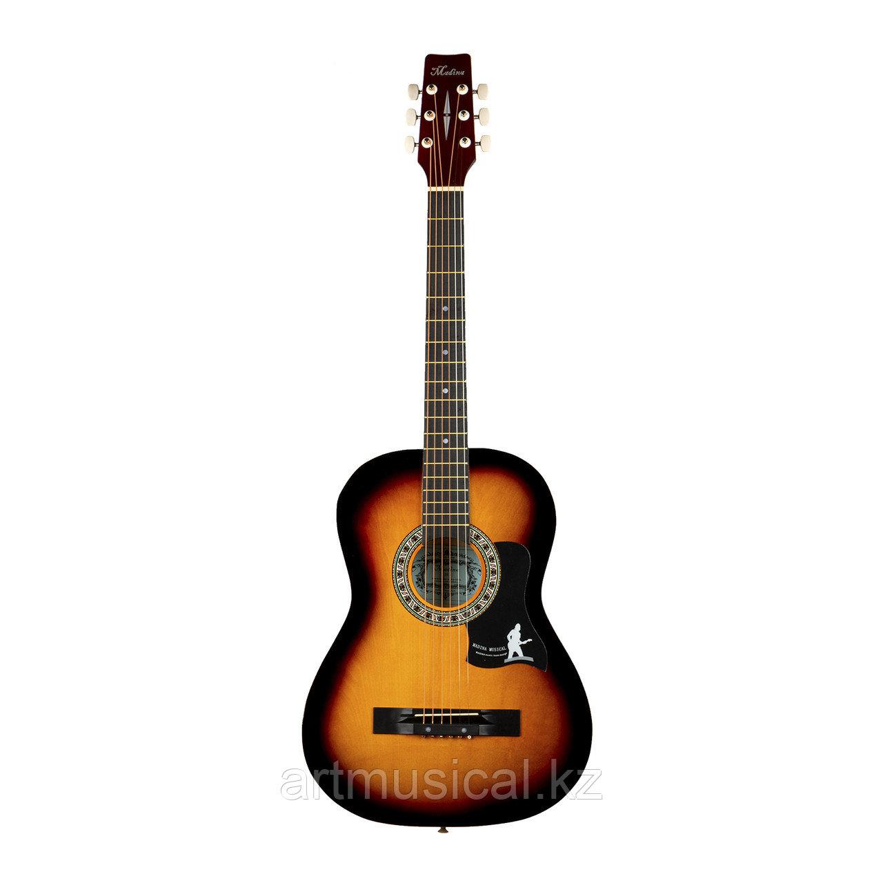 Гитара Ronny WOOD 38 SB