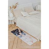 Коврик Доляна «Бурлеск», 45×120 см, фото 2
