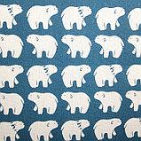 Короб для хранения «Северные мишки», 27×27×27 см, фото 3