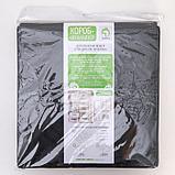Набор коробов для хранения «Аморет», 4 шт: 14×14×13 см по 2 шт, 28×14×13 см, 28×28×13 см, цвет чёрный, фото 6