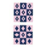 Детский коврик-пазл «Этника 1» 33х33 см, толщина 18 мм, (кофе с молоком, светло-кремовый), МИКС, термоплёнка, фото 7