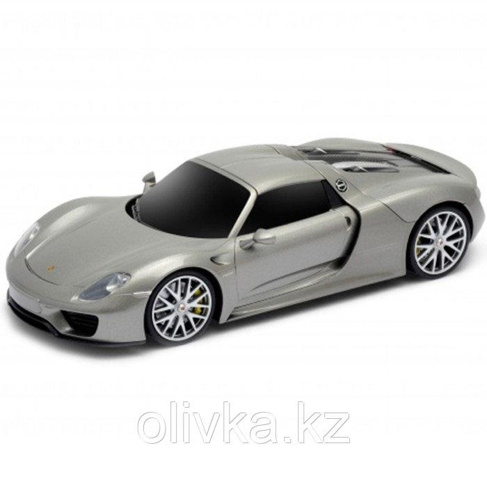 Коллекционная модель машины Porsche 918 Spyder, масштаб 1:24