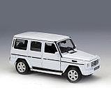 Коллекционная модель машины Mercedes-Benz G-CLASS, масштаб 1:32, фото 2