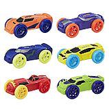 Машинки Hasbro Nerf «Нёрф нитро», 6 штук, фото 3