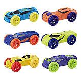 Машинки Hasbro Nerf «Нёрф нитро», 6 штук, фото 4