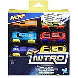Машинки Hasbro Nerf «Нёрф нитро», 6 штук, фото 6