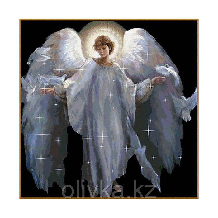 "Алмазная мозаика ""Ангел"", 41 цвет"