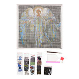 "Алмазная мозаика ""Ангел"", 41 цвет, фото 2"