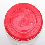 Банка для хранения сыпучих продуктов «Ягодный микс» (твист), 900 мл, цвет МИКС, фото 2