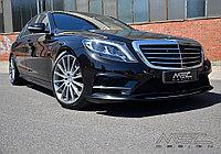 Оригинальный обвес MEC Design для Mercedes-Benz S-class AMG W222, фото 1