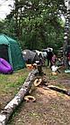 Палатка-шатер кухня со съемным полом!, фото 6