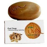 Мыло для лица противовоспалительное с удовым деревом, Vasu, 125 гр