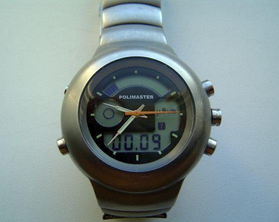 Дозиметр часы РМ1208 (РФ)