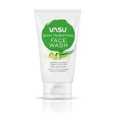 Очищающий гель для умывания 60 мл, VASU Skin Purifying Face Wash