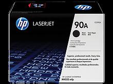 HP CE390A Картридж лазерный черный HP 90A для LaserJet M4555/M601/M602/M603