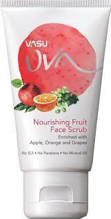 Скраб для лица UVA Nourishing Fruit (150мл), Vasu
