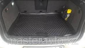 Коврик в багажник (полиуретан) Novline VW Tiguan 07-14