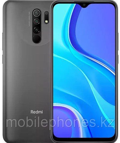 Смартфон Xiaomi Redmi 9 64Gb Серый